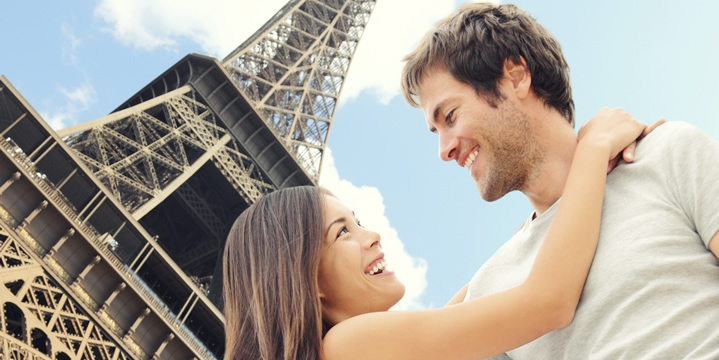 honeymoon to paris